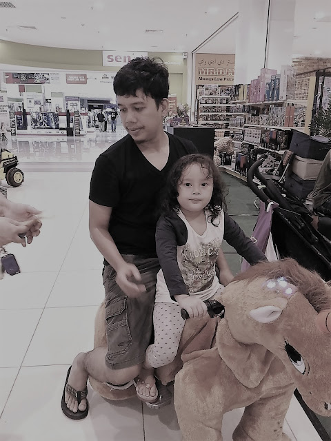 Masa Daddy & Daughter
