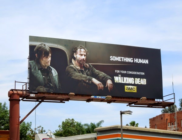 Walking Dead Something Human Daryl Emmy 2014 billboard