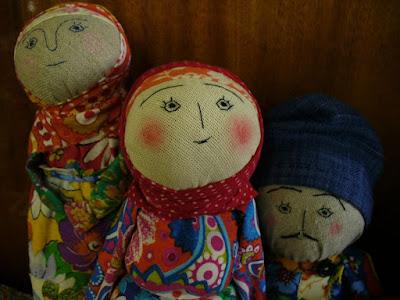 куклы елены платоновой