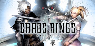 CHAOS RINGS (Square Enix) disponible sur ANDROID