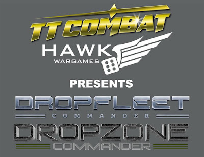 TTCombat Announce Purchase of Dropzone Commander and Dropfleet Commander.