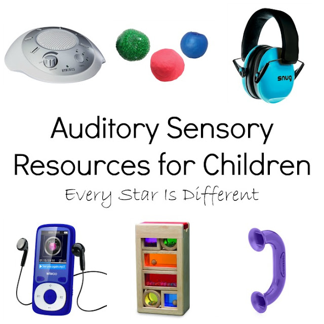 Auditory Sensory Resources for Children