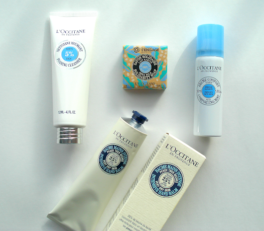 - - L'Occitane | New Shea Butter Collection Review - -
