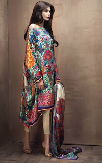 Sana Safinaz Eid ul Adha Dresses 2015 for Girls