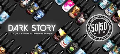 Dark Story - AlfaLiquid