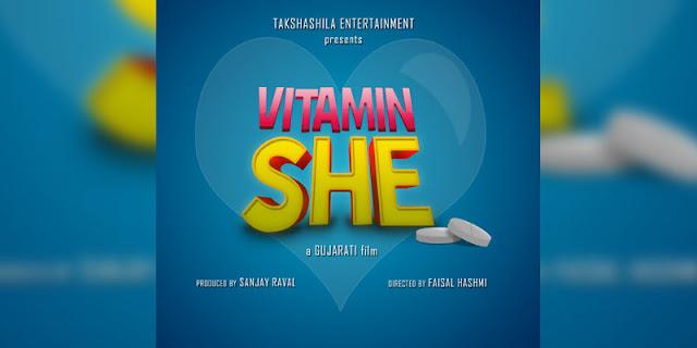 Sinopsis Film Vitamin She (2016) poster, nonton trailer, movie, pemain, detail