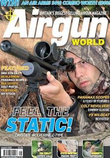 Airgun World Edisi Agustus 2015