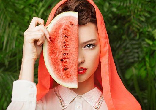 Tự làm mặt nạ dưa hấu hiệu quả cho ngày hè