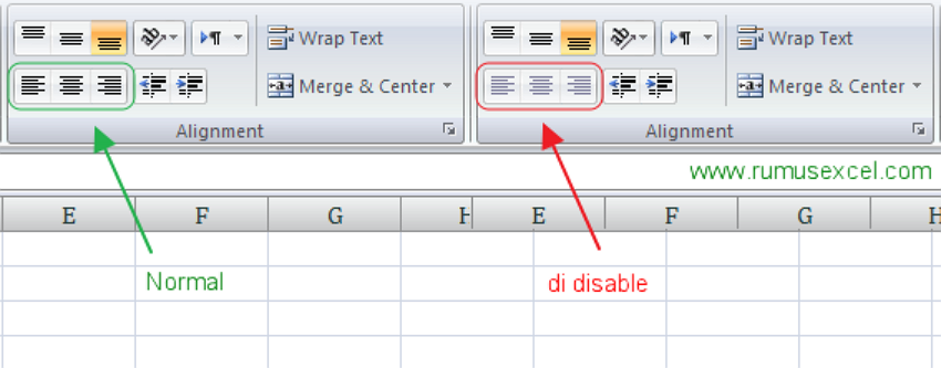 Disable Command Button Excel