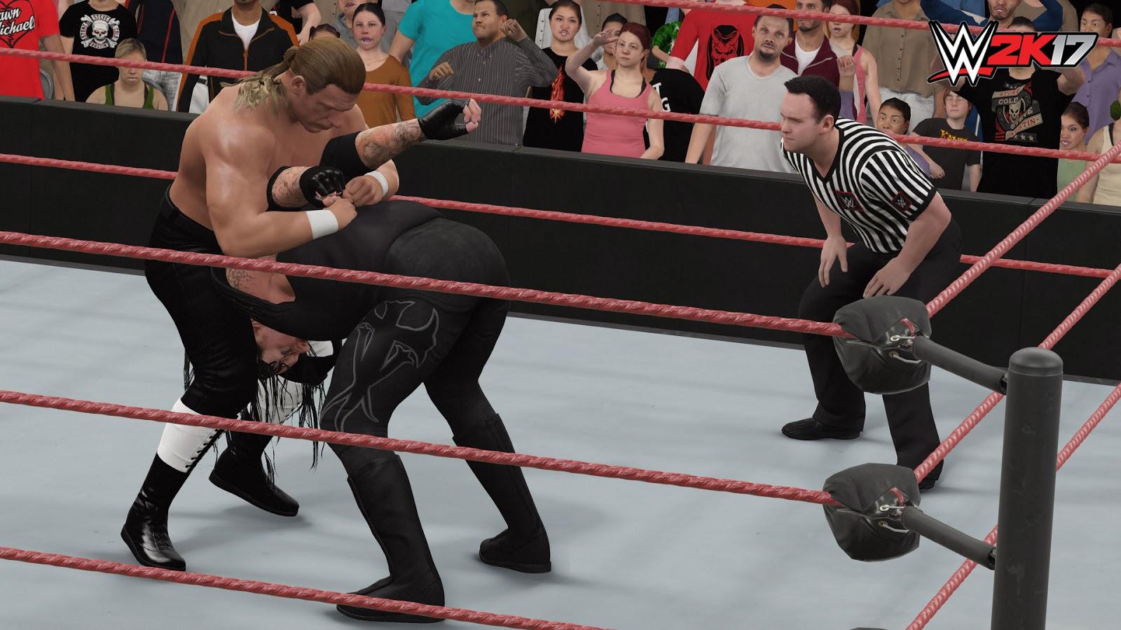 WWE 2K17 ESPAÑOL PC Descargar Full (CODEX) + REPACK 10 DVD5 (JPW) 3