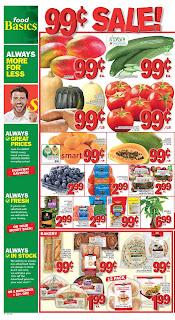 Food Basics Flyer April 27 to May 3