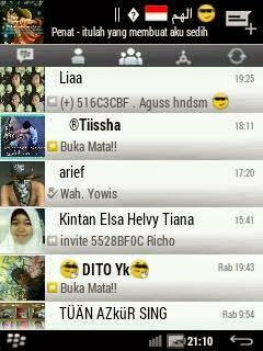 BBM Mod BlackBerry for Android