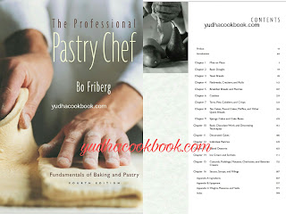 THE PROFESSIONAL PASTRY CHEF by  BO FRIBERG - Fundamentals of Baking And Pastry