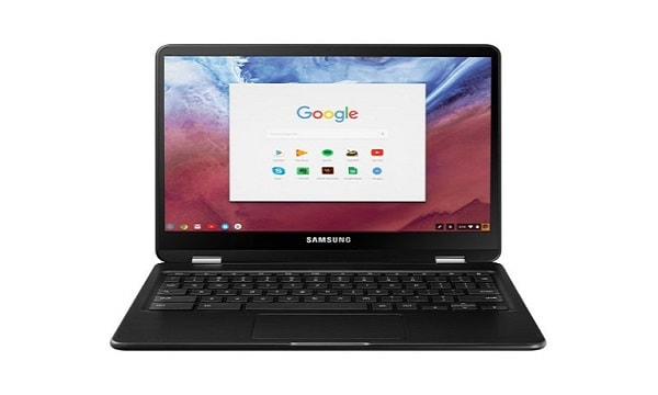Samsung launches a new Chromebook Pro with a keyboard
