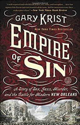 Empire of Sin by Gary Krist (book cover)