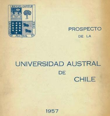Universidad Austral De Chile Historia De Valdivia Chile
