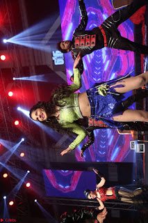 Sunny Leone Dancing on stage At Rogue Movie Audio Music Launch ~  151.JPG