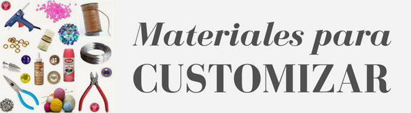 customiza shop tienda materiales