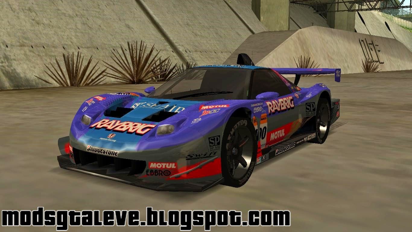 honda nsx world grand prix mods gta leve. Black Bedroom Furniture Sets. Home Design Ideas