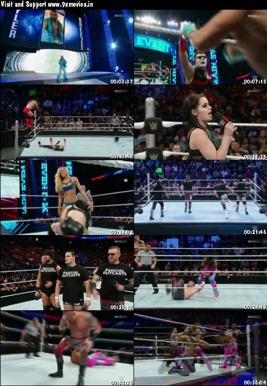WWE Main Event 19 FEB 2016 HDTV 480p