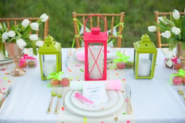 casamento neon