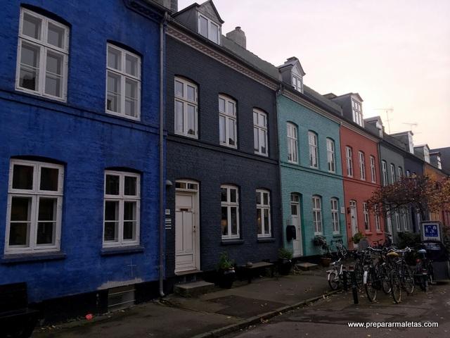 Olufsvej Copenhaguen