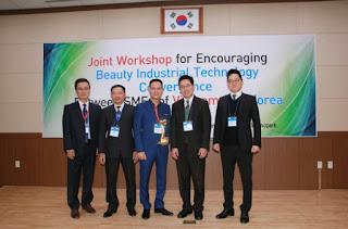 doanh nhân Phan Đức Linh - người quản lý tại Minh Châu Spa