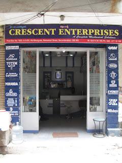 Crescent Enterprises  Ranigunj secunderabad