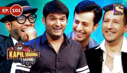 The Kapil Sharma Show Episode 101 - 29 April - 480p HDTVRip