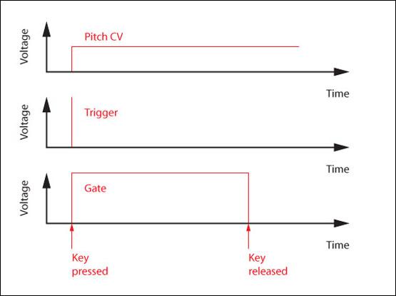 cv gate trigger