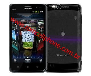 Baixar Rom Smartphone Genesis GP431 Android 2.3 Gingerbread