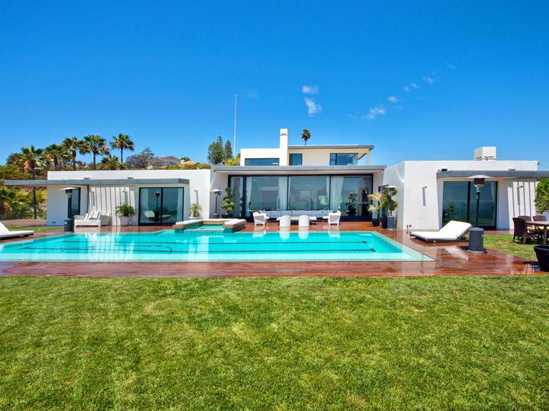 Bel Air Modern Residence, Luxury Homes Of Los Angeles