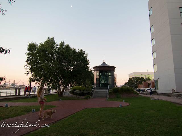 Fresnel Lens, Portsmouth, VA