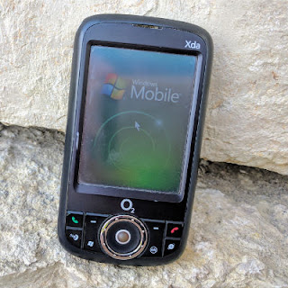 xda Orbit mit Windows Mobile