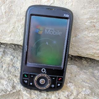 xda Orbit mit Windows Mobile