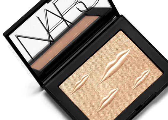 NARS Man Ray Overexposed Glow Highlighter Double Take Review