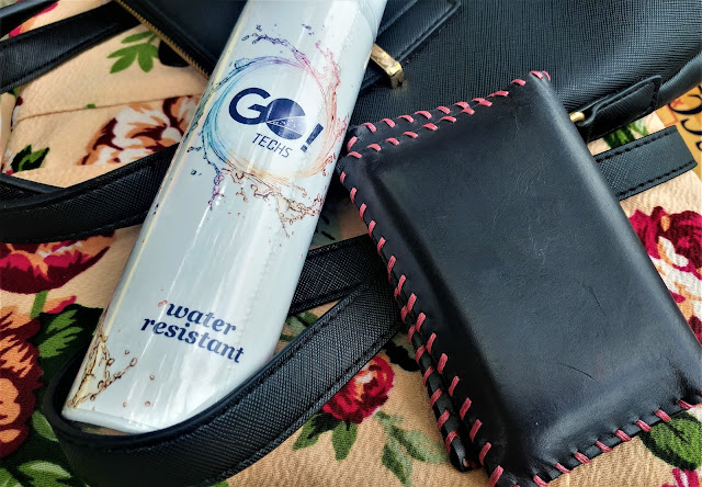 GoTechs - it's no magic; just real, effective water-resistant spray