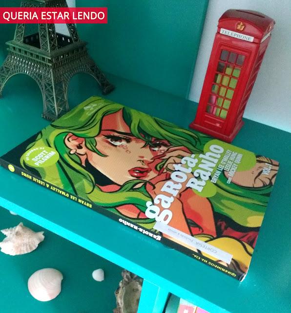 Resenha: Garota-Ranho #1