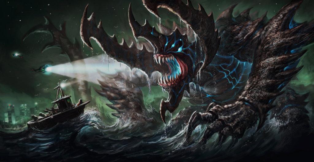 Kaiju Battle: SATURDAY SHOWCASE : Cool Pacific Rim ... Pacific Rim Kaiju Category 7