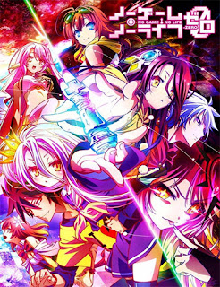 No Game  No Life  The Movie   Zero 2018