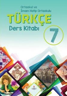 7. Sınıf Türkçe Meb Yayınları Çalışma Kitabı Cevapları