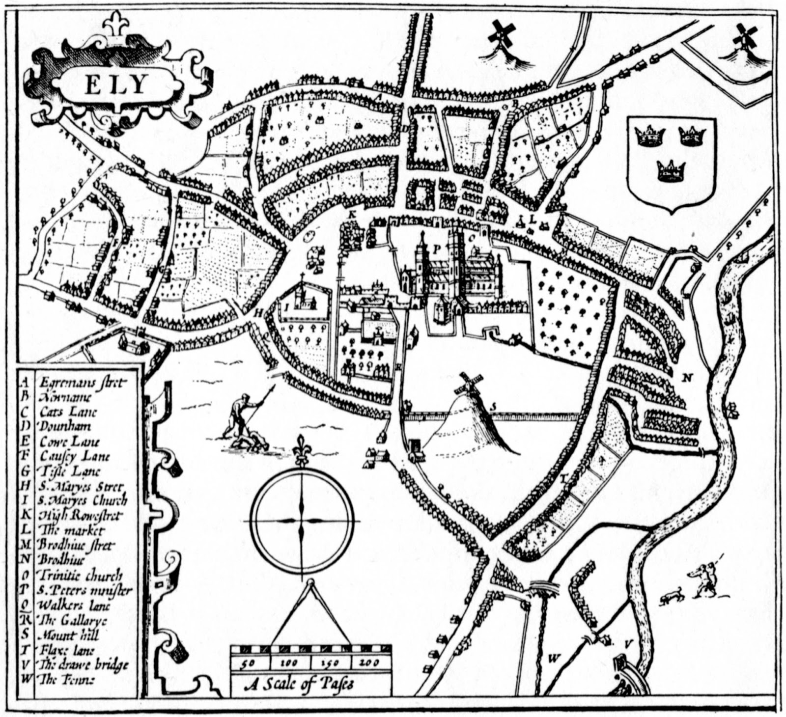 The History Girls: Oliver Cromwell's Ely by Katherine Clements