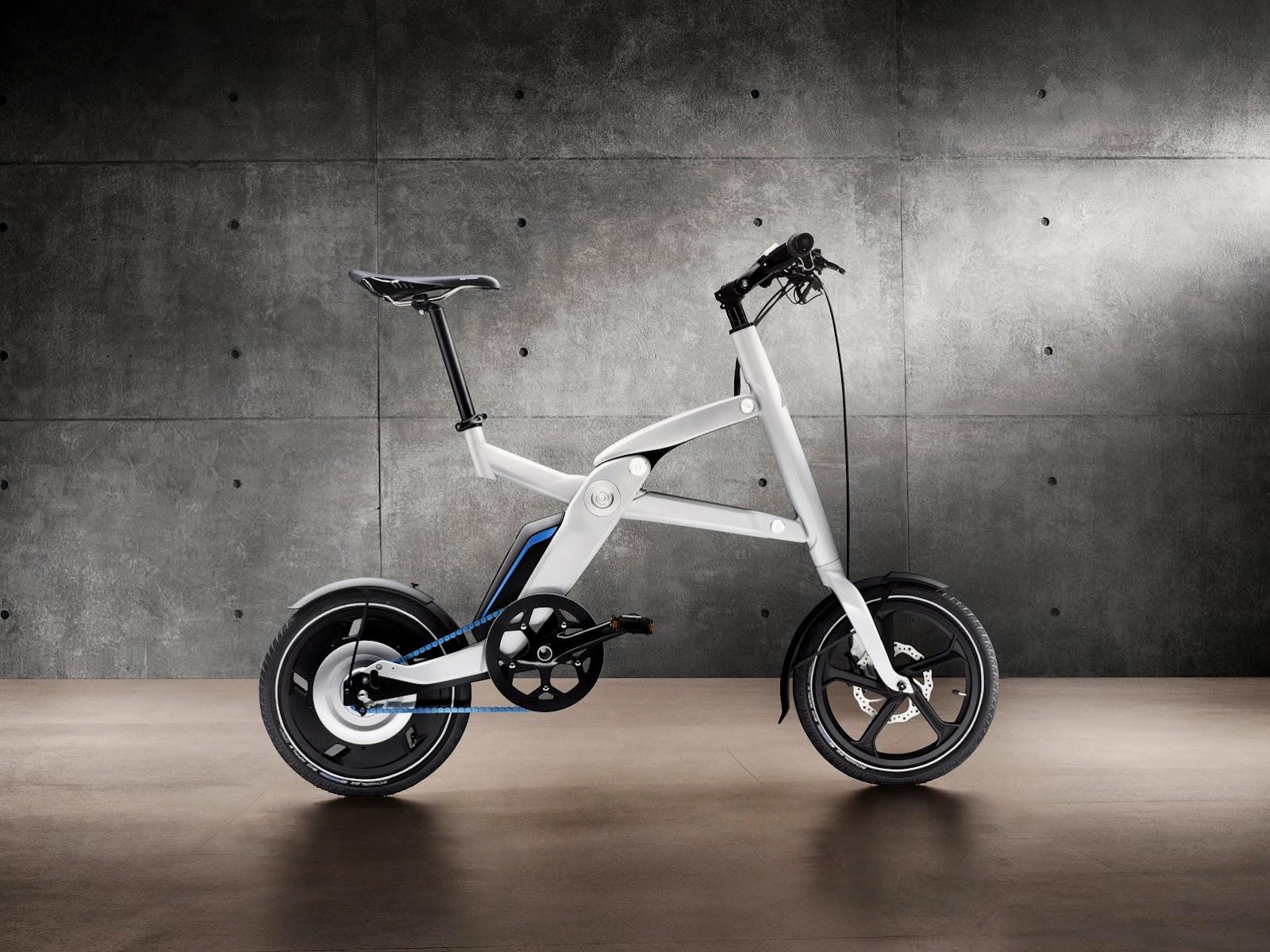 bmw i pedelec concept bicycle hd wallpaper carwallbase.blo.com