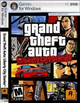 Grand Theft Auto Liberty City Stories Free Download For PC