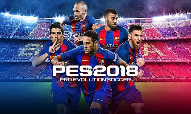 Pro Evolution Soccer PES 2018 Download Free