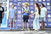 8 Prize Giving Billabong Pro Tahiti 2016 foto WSL Kelly Cestari