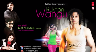 SALEEM New Song RAAT CHANDNI I RUKHAN WANGU