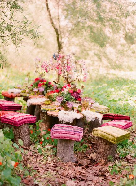 Inspire Bohemia: Outdoor Dining & Parties: Part I