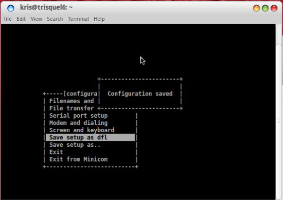 Cara Menggunakan Kabel Console di Linux