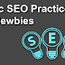 Basic SEO practices for newbies: